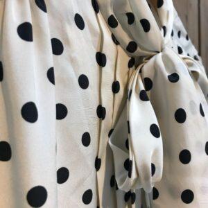 Blusa Dot Colette blanca
